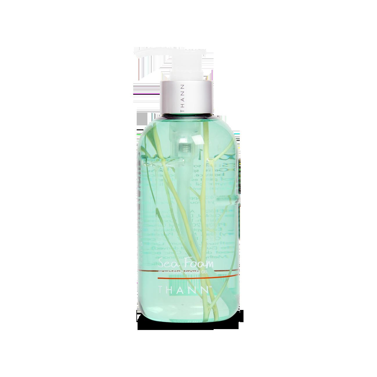Sea Foam Aromatherapy Shower Gel 320ml Thann Vietnam