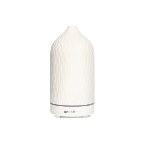 Peony Electric Aroma Diffuser - White